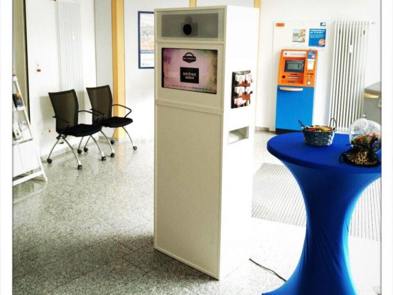 BlitzBox Ulm - Fotobox - Fotoautomat - Fotokasten - günstig mieten in Ulm
